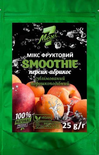 Smoothie персик-абрикос